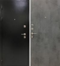 Авангард темный бетон